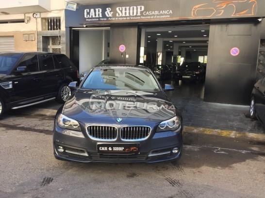 Voiture au Maroc BMW Serie 5 520d - 262325