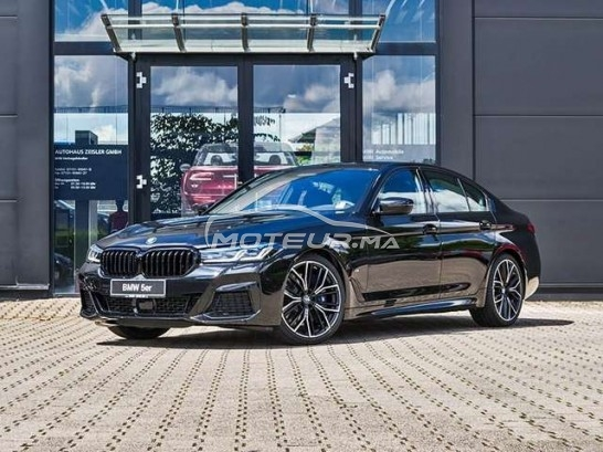 BMW Serie 5 550 facelift occasion