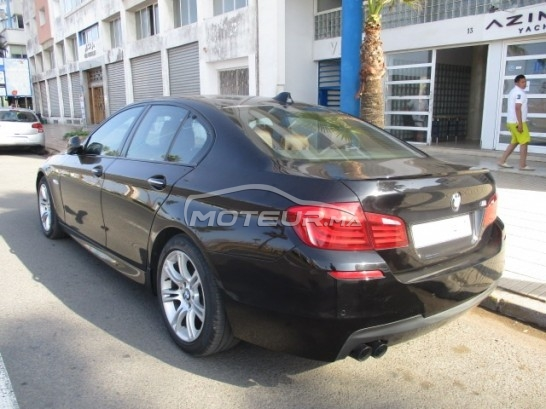 BMW Serie 5 520d pack m occasion