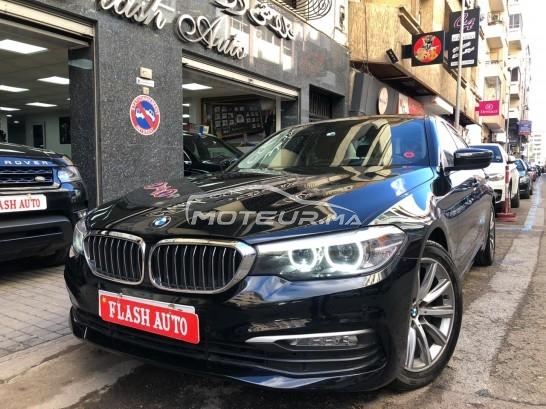 Voiture au Maroc BMW Serie 5 520d - 339340