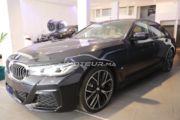 BMW Serie 5 520d occasion 1107756
