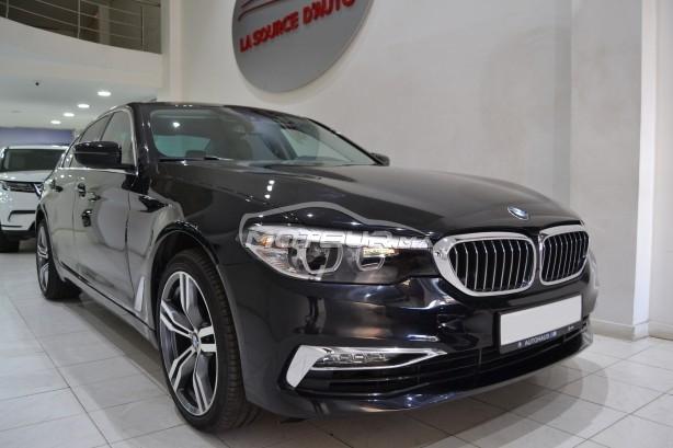 Voiture au Maroc BMW Serie 5 520d - 274831