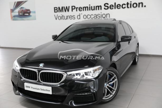 BMW Serie 5 530d pack m occasion