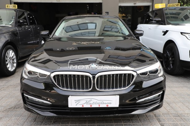 BMW Serie 5 520d occasion 1190388