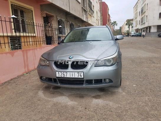 Voiture au Maroc BMW Serie 5 25d - 210672