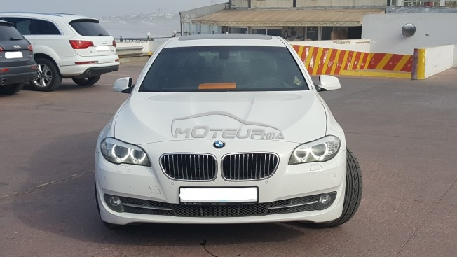 BMW Serie 5 520d occasion 412821