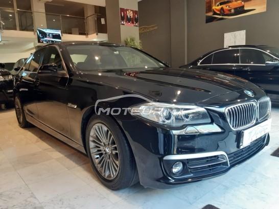 Voiture au Maroc BMW Serie 5 520d - 299050
