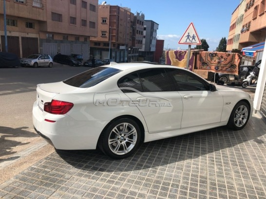 Voiture au Maroc BMW Serie 5 520d pack m - 215119