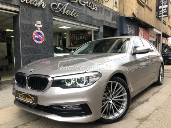 Voiture au Maroc BMW Serie 5 520 - 364805
