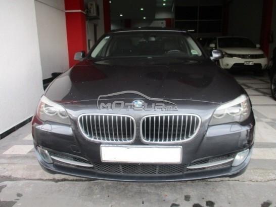 Voiture au Maroc BMW Serie 5 525d pack exclusive - 158480
