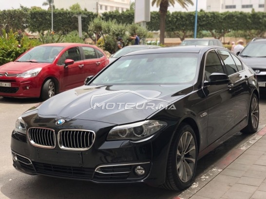 BMW Serie 5 Luxury 520d مستعملة