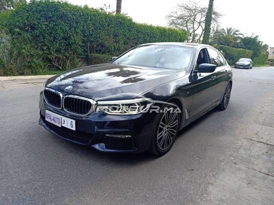 سيارة في المغرب BMW Serie 5 530da 265ch pack m - 347510