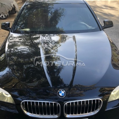 BMW Serie 5 525 pack m occasion 651667