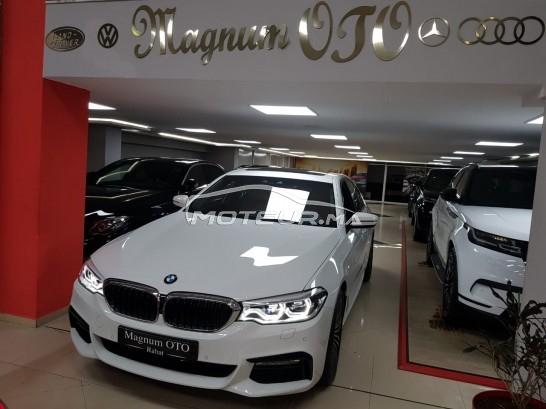 سيارة في المغرب BMW Serie 5 520d pack m x-drive - 295081