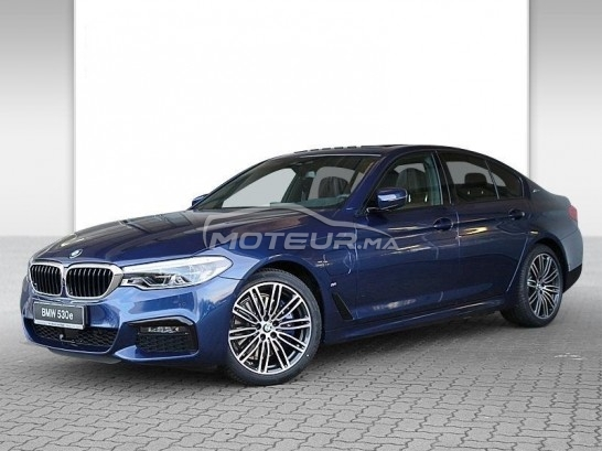 BMW Serie 5 530e iperformance m sport مستعملة
