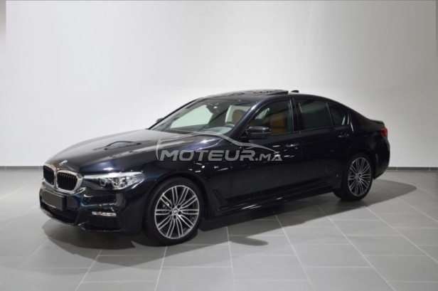 BMW Serie 5 520 d pack m occasion