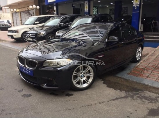 BMW Serie 5 530 pack m exclusive مستعملة