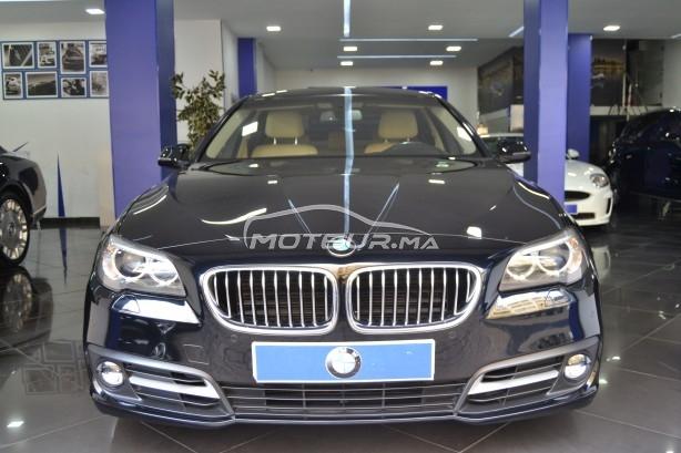 Voiture au Maroc BMW Serie 5 520d - 321755