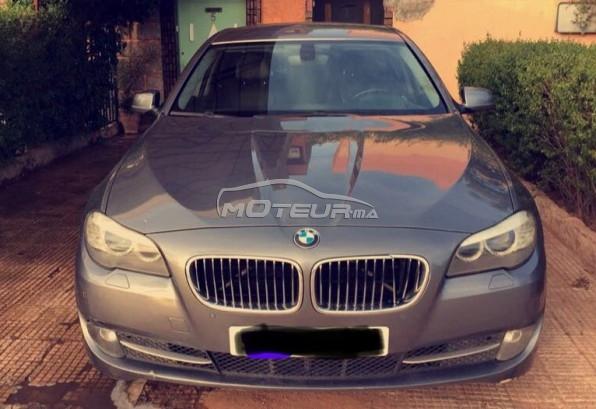 سيارة في المغرب بي ام دبليو سيريي 5 520d luxury - 218580