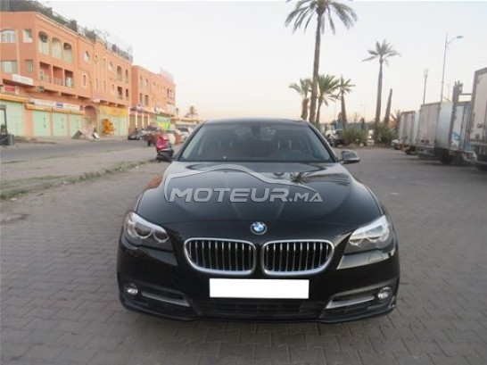 سيارة في المغرب BMW Serie 5 25d - 260114