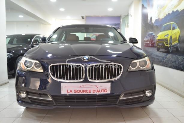 Voiture au Maroc BMW Serie 5 520d - 287713