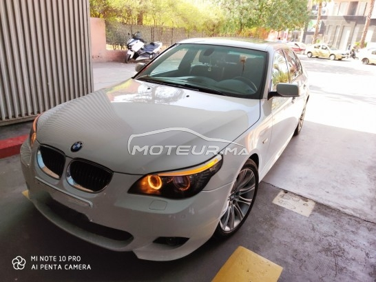 BMW Serie 5 523i pack m occasion