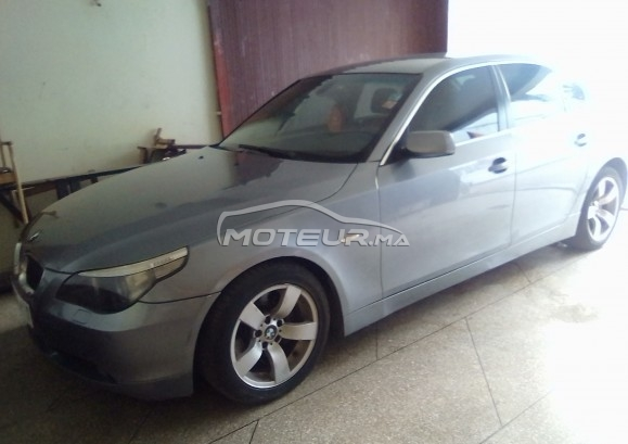 سيارة في المغرب بي ام دبليو سيريي 5 530 luxe - 235610