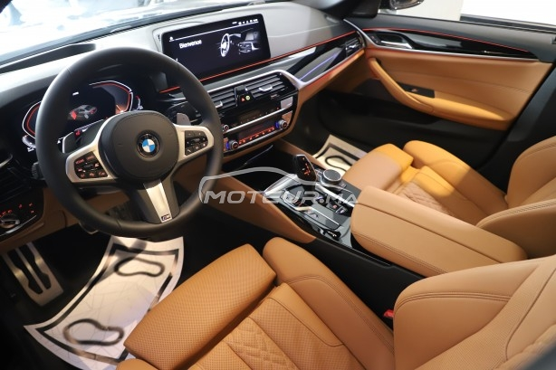 BMW Serie 5 520d occasion 1107760