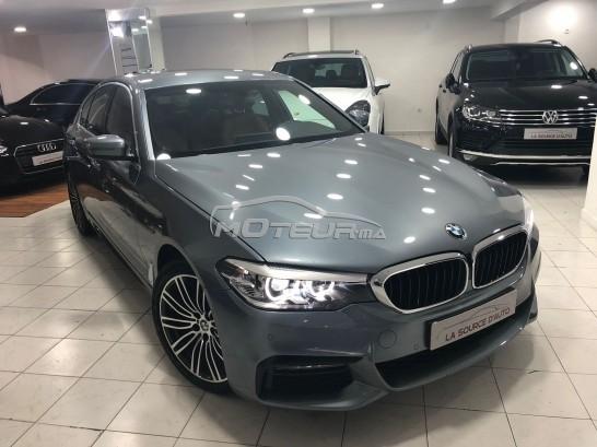 Voiture au Maroc BMW Serie 5 520d - 222499