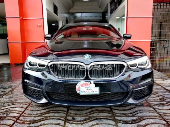 BMW Serie 5 30d pack m occasion