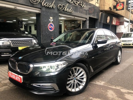 BMW Serie 5 520d luxury مستعملة
