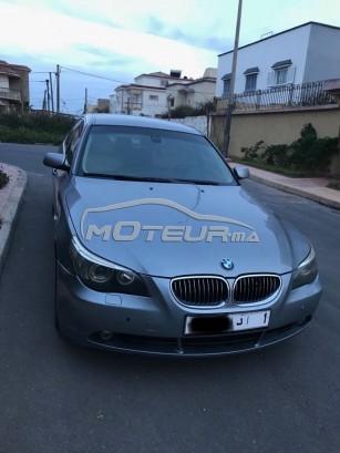Voiture au Maroc BMW Serie 5 - 201647