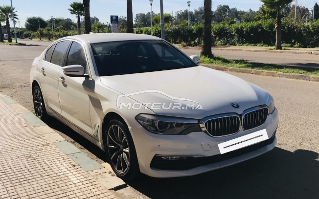 BMW Serie 5 520 d مستعملة