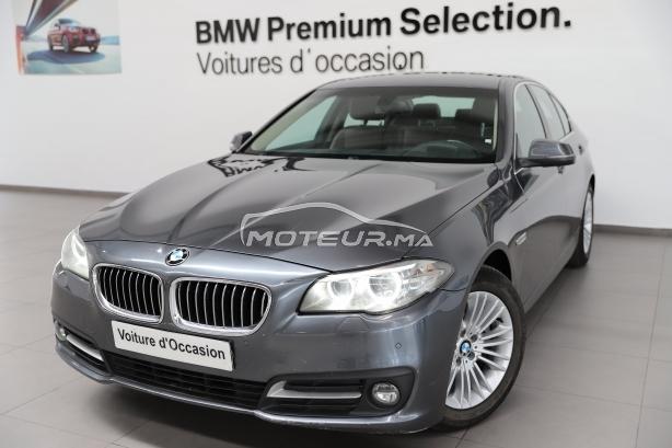 سيارة في المغرب BMW Serie 5 520d - 358326