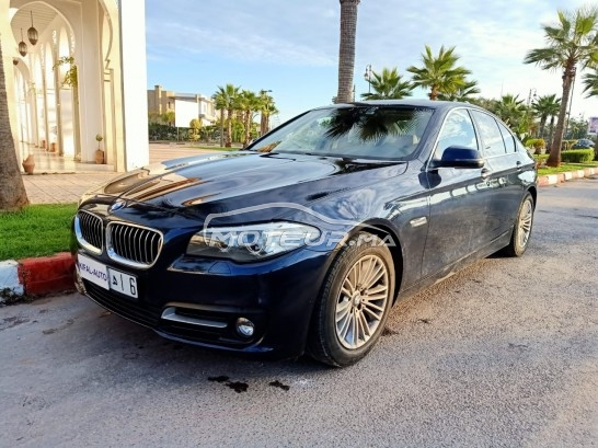 سيارة في المغرب BMW Serie 5 520d confort - 300130