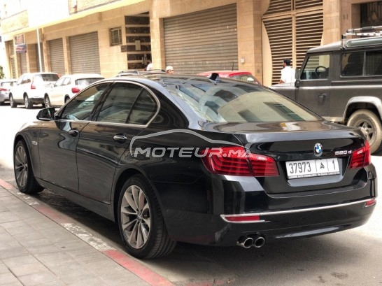 BMW Serie 5 Luxury 520d occasion 798984