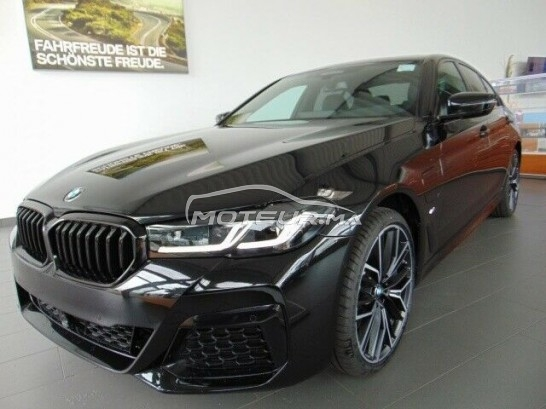 BMW Serie 5 530e xdrive m facelift مستعملة