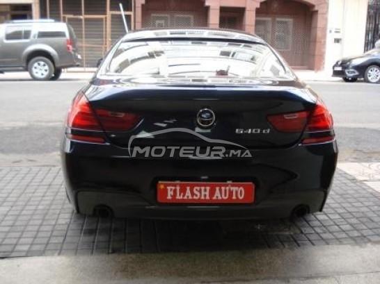 BMW Serie 6 640 grand coupé occasion 588853