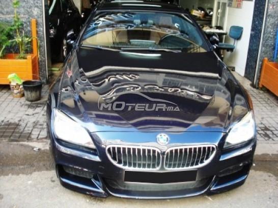 Voiture au Maroc BMW Serie 6 Pack m - 150931