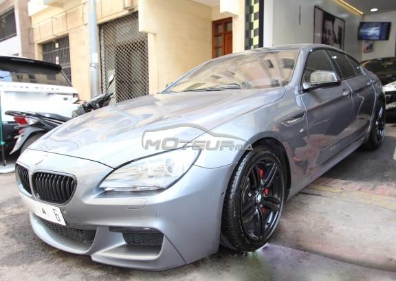Voiture au Maroc BMW Serie 6 - 154666