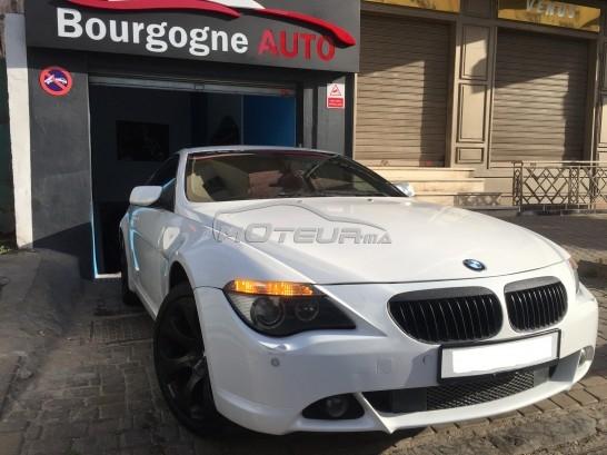 Voiture au Maroc BMW Serie 6 - 164382