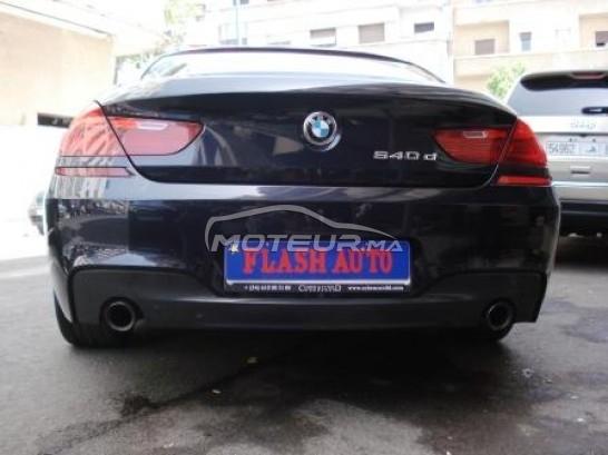 BMW Serie 6 640 grand coupé occasion 588850