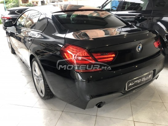 BMW Serie 6 640d pack m occasion 692211