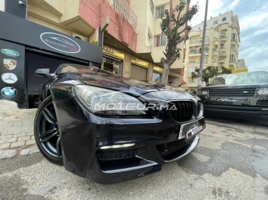 Voiture au Maroc BMW Serie 6 640d m - 348410