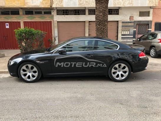 Voiture au Maroc BMW Serie 6 6.30i - 256871