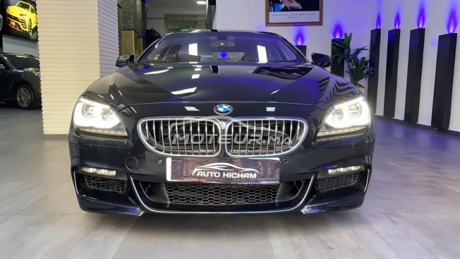 BMW Serie 6 مستعملة
