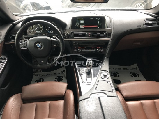 BMW Serie 6 640d pack m occasion 692208