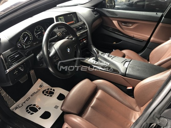 BMW Serie 6 640d pack m occasion 692209