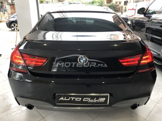BMW Serie 6 640d pack m occasion 692210