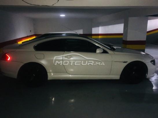 Voiture au Maroc BMW Serie 6 635d e64 pack m - 255068